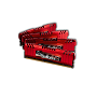 G.Skill DDR3-1600 16GB Quad Channel [RipjawsZ] F3-12800CL9Q-16GBZL
