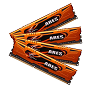 G.Skill DDR3-2133 16GB Quad Channel [ARES] F3-2133C11Q-16GAO